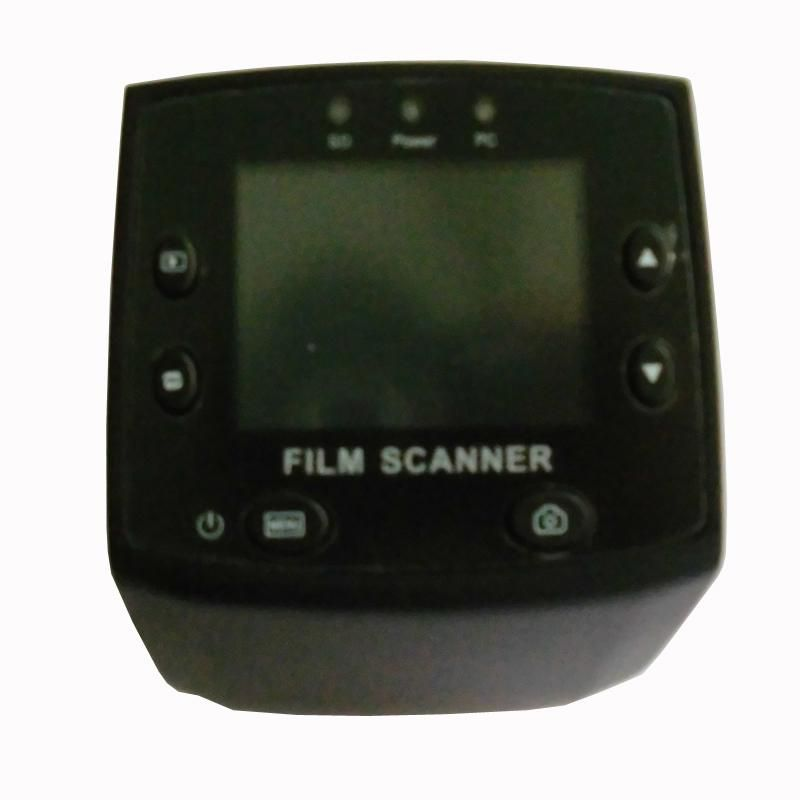 "Visualizador De Slides Negativo Scanner 5Mp 35Mm Usb De 2.4"""