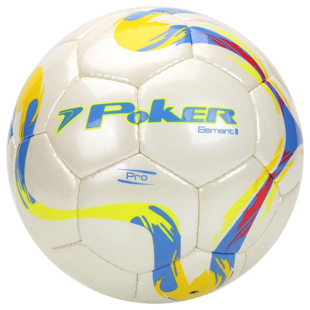 91ac3b4b3a4c2 Bola Futebol Campo Poker Cristal Element 2 Pro