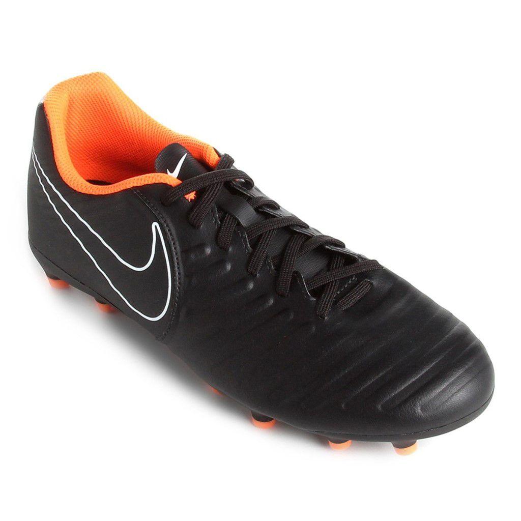 Chuteira Campo Nike Tiempo Legend 7 Club FG Masculino 3887da65f6955