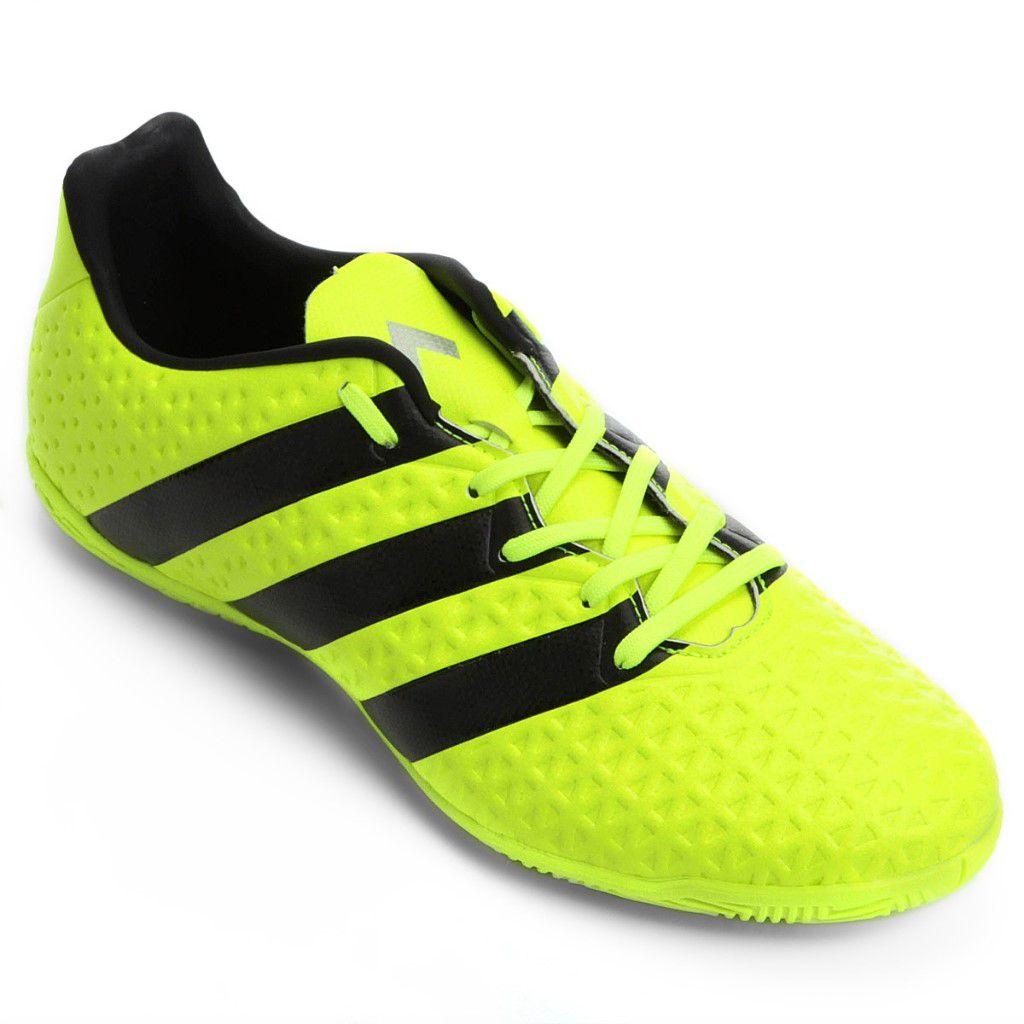 6e175c5b4bdc8 Chuteira Futsal Adidas Ace 16.4 IC Masculino