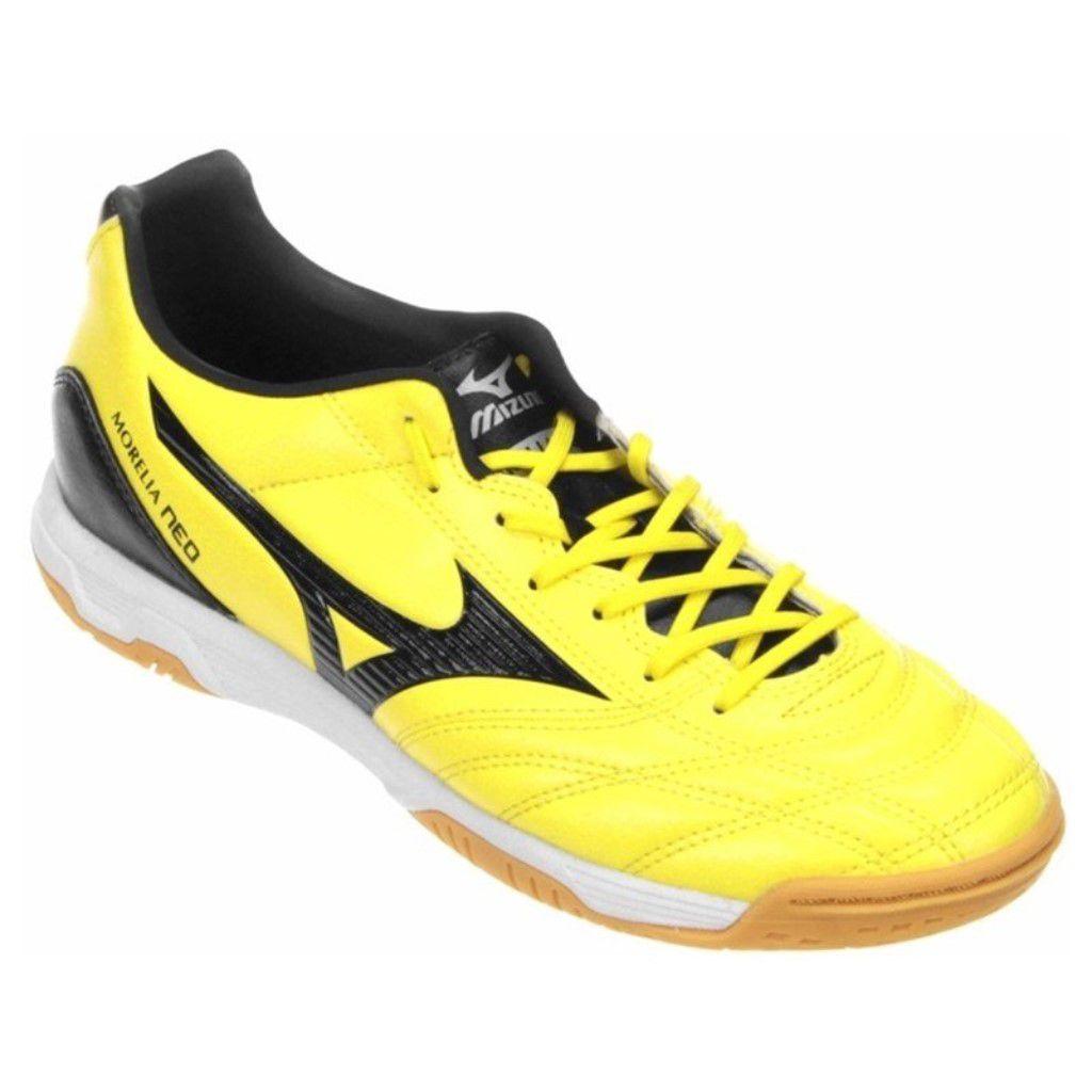 eae3ecda2d Chuteira Futsal Mizuno Morelia Neo UT IC Masculino