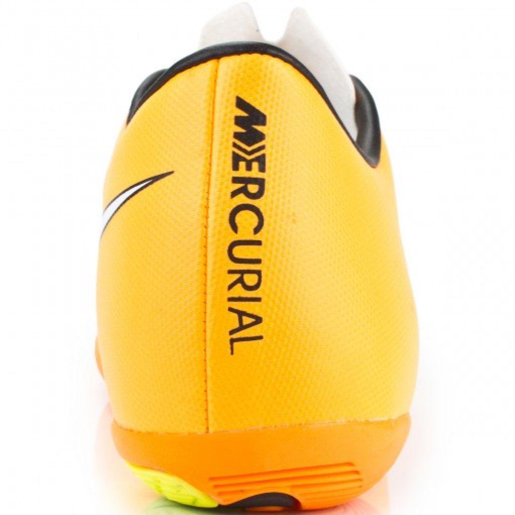 4dc2b457bdd1f Chuteira Futsal Nike Mercurial Victory 5 IC Infantil Menino - Shock ...