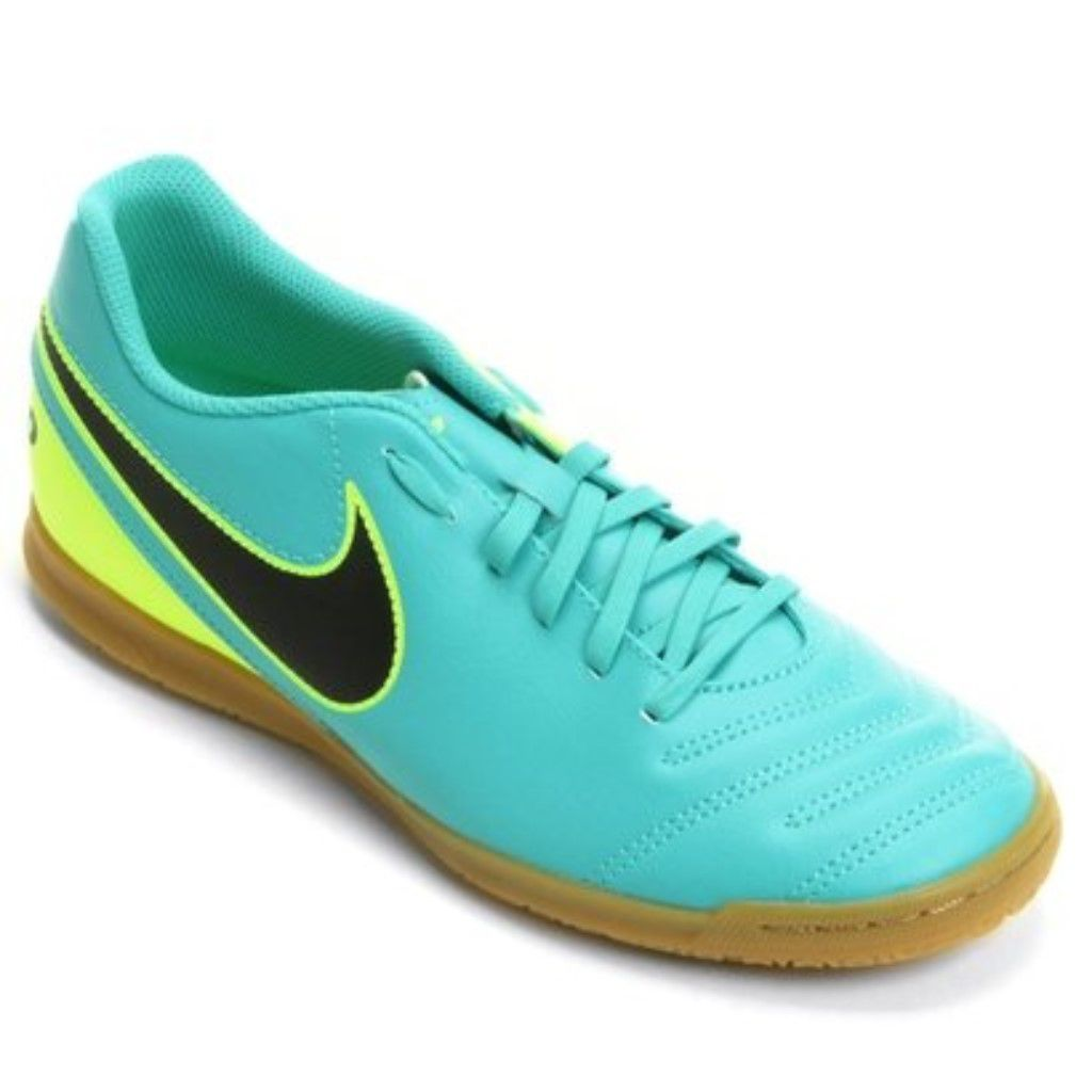Chuteira Futsal Nike Tiempo Rio 3 IC Masculina 44255b6c8ecab