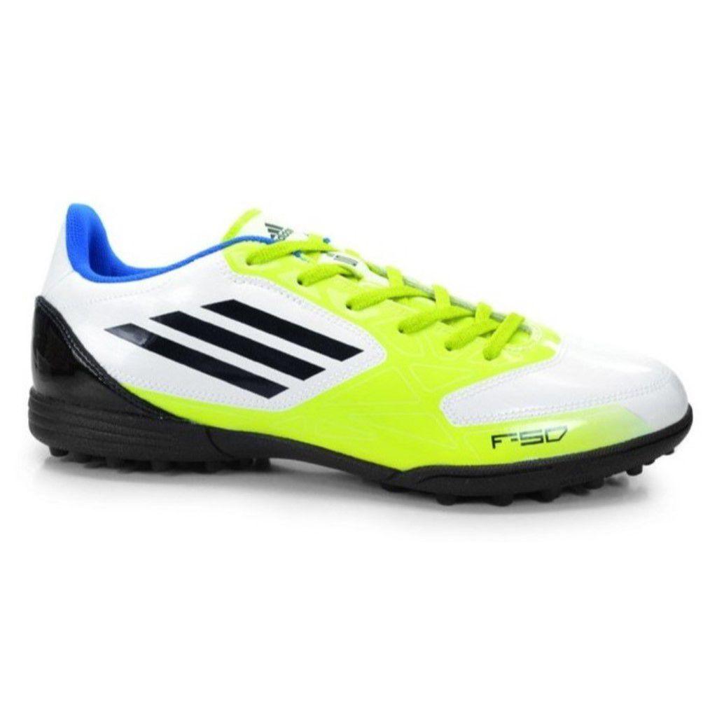 cce9affaaf Chuteira Society Adidas F5 TF Juvenil Menino