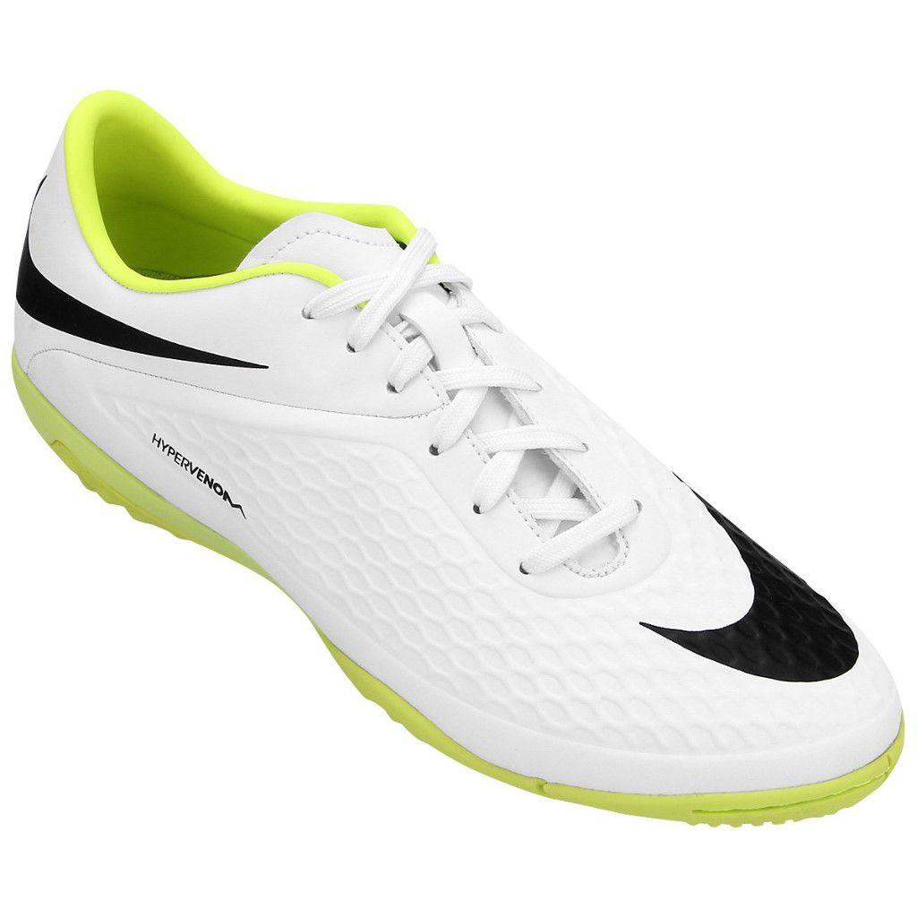 25b28b3169 Chuteira Society Nike Hypervenom Phade TF Juvenil Menino