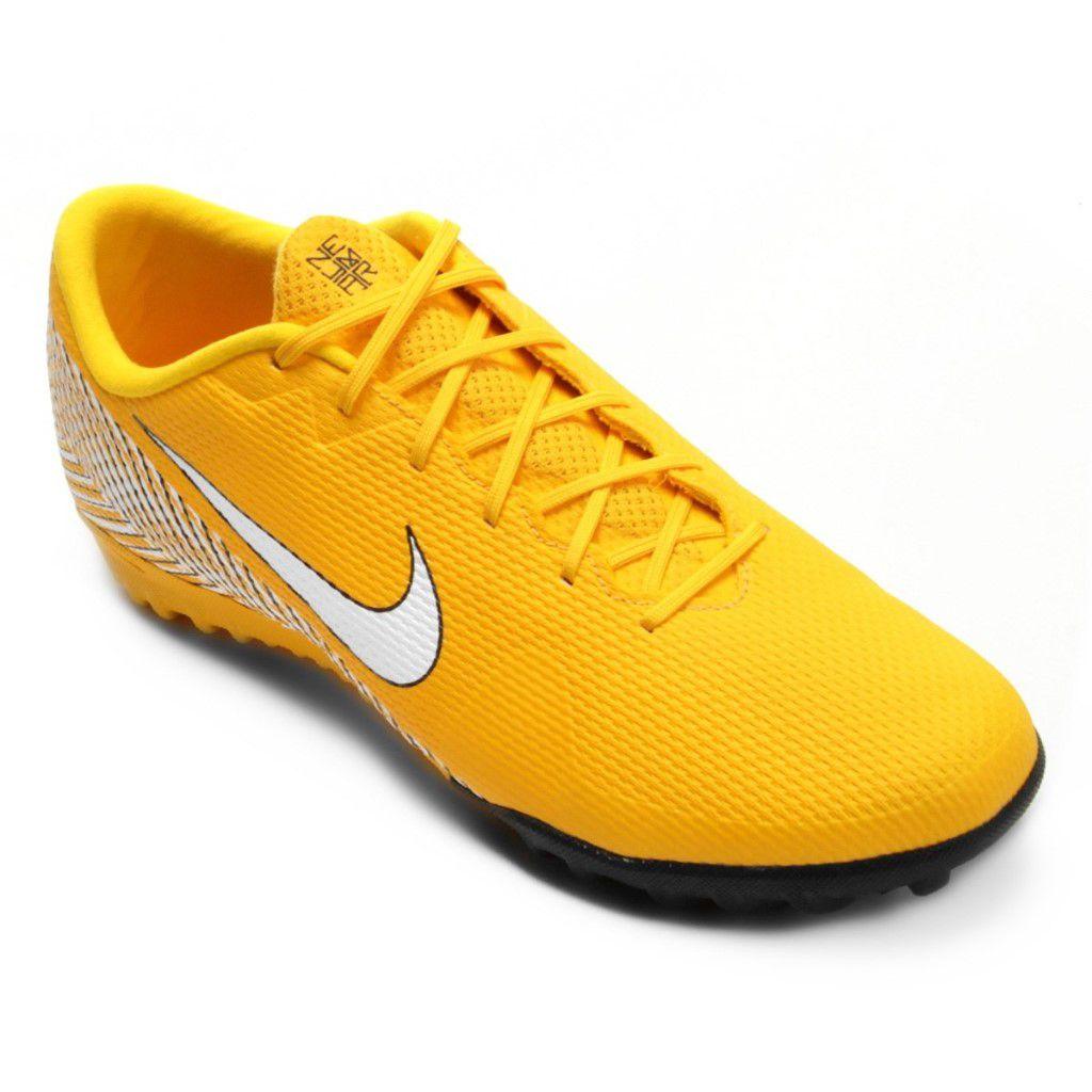 Chuteira Society Nike Mercurial Vapor 12 Academy TF Masculino d206e360a9ba2