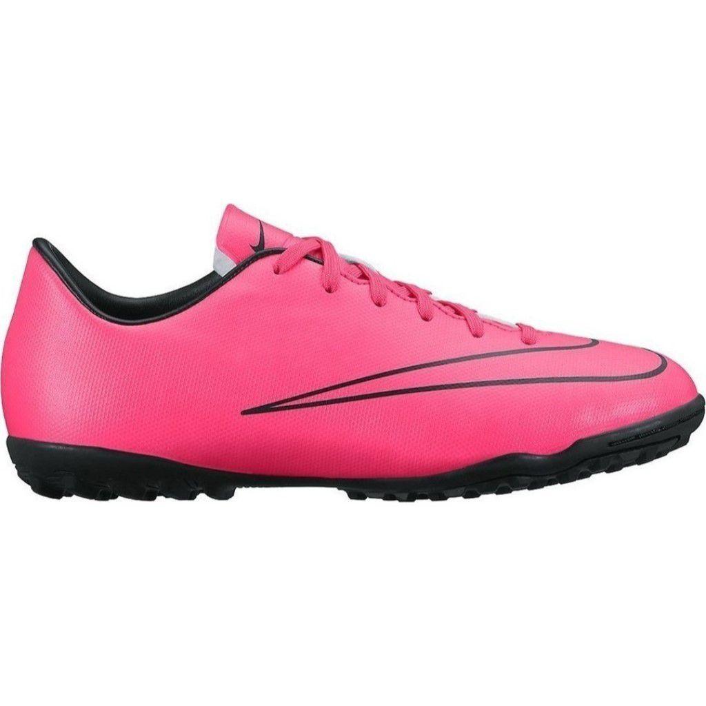 Chuteira Society Nike Mercurial Victory 5 TF Masculino c9ca121b6443f