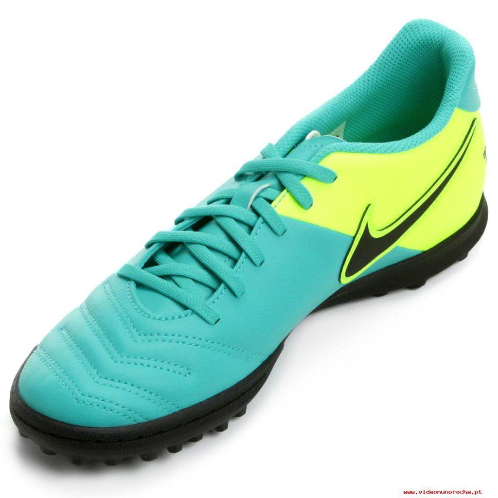 Chuteira Society Nike Tiempo Rio 3 TF Masculino - Shock Sports 7ba15a8a269c3