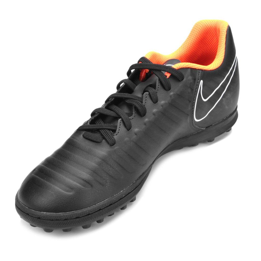 10940c2e78896 Chuteira Society Nike Tiempo X Legend 7 Club TF Infantil Menino ...