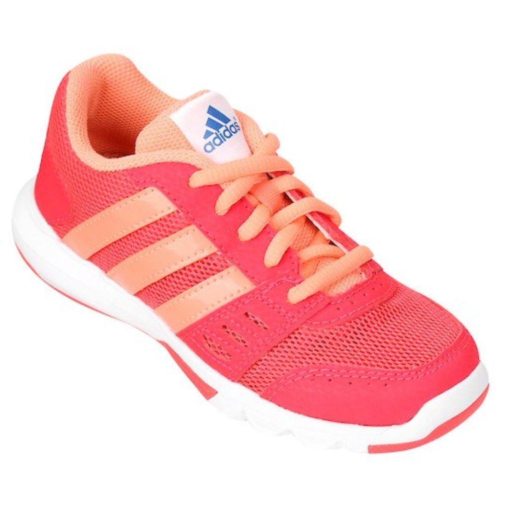 4f666e846f Tênis Adidas Essential Star 2 K Infantil Menina