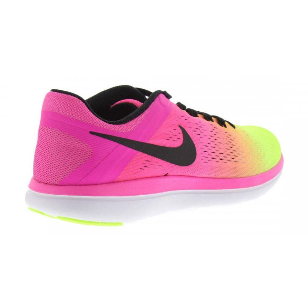... Tênis Nike Flex 2016 RN OC Feminino - Shock Sports 71a4da6e24cd37 ... bed01b68fe1fc