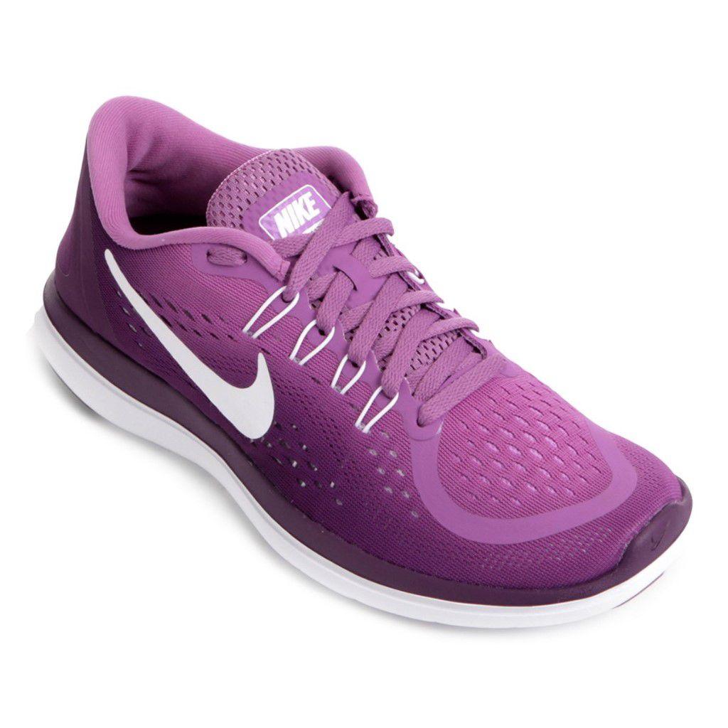 Tênis Nike Flex 2017 RN Feminino 20c7a747ce6b3