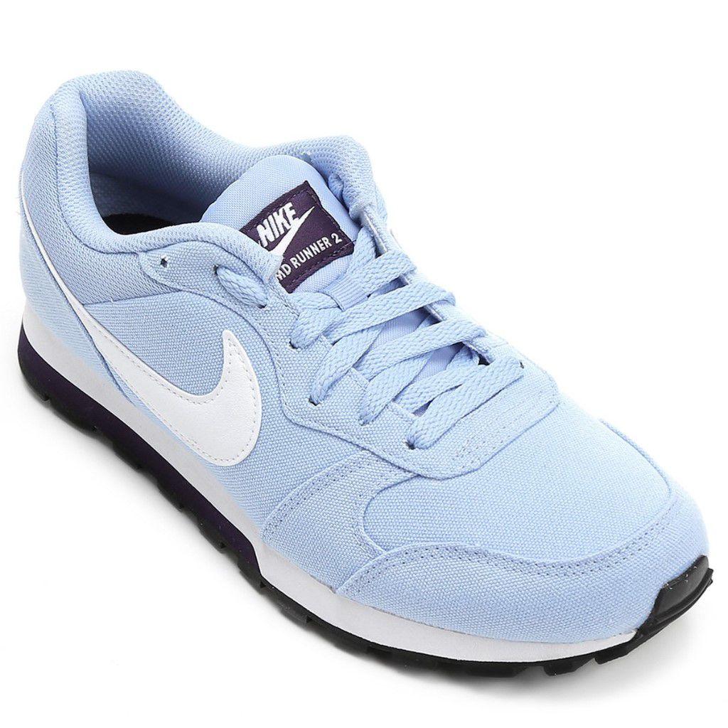 Tênis Nike MD Runner 2 Feminino 0e9199ea16c66