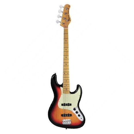 Baixo Tagima 4 Cordas Woodstock Tw73 Jazz Bass Sunburst Woodstock
