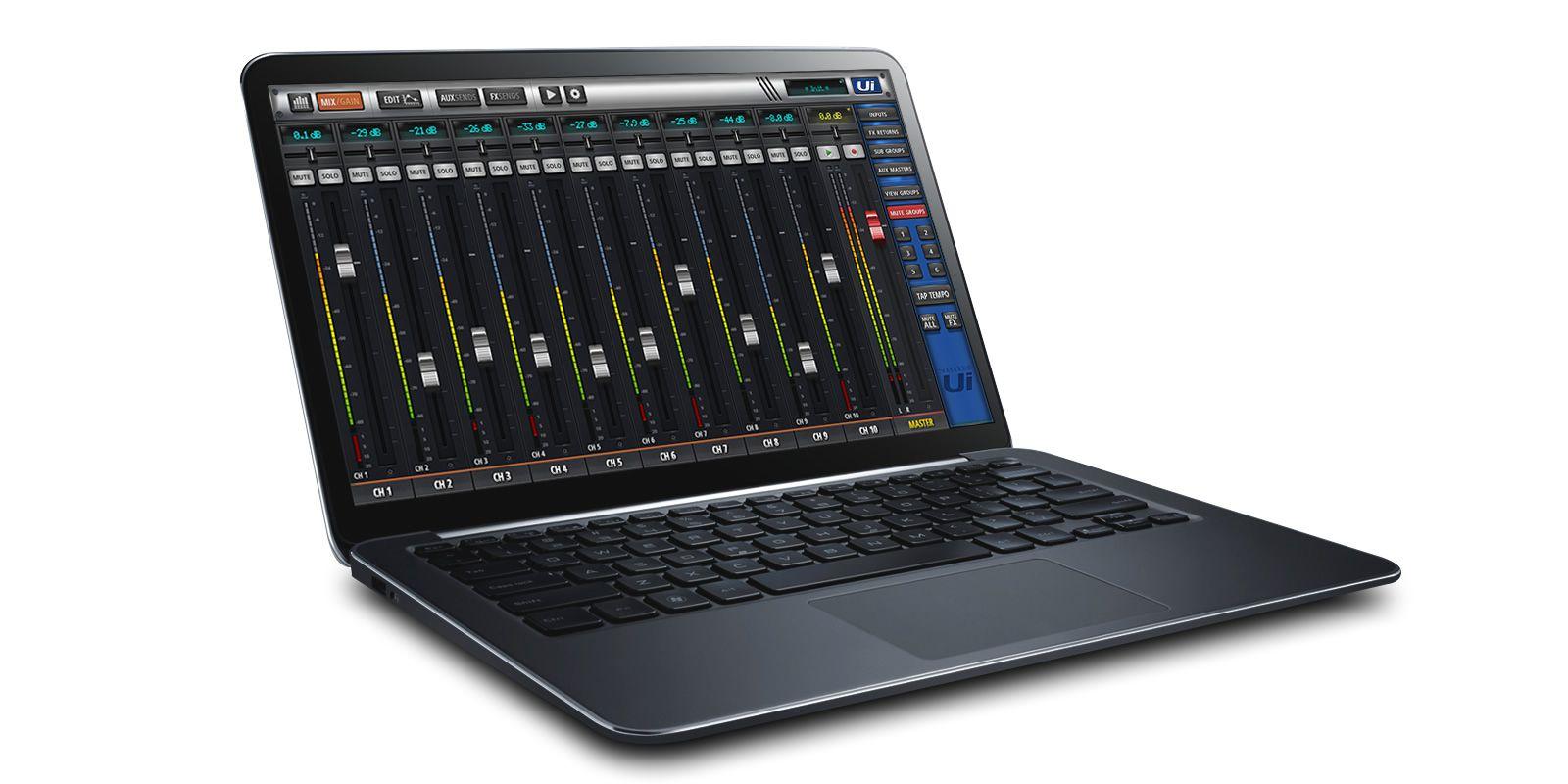 Mesa Digital Soundcraft Ui 16