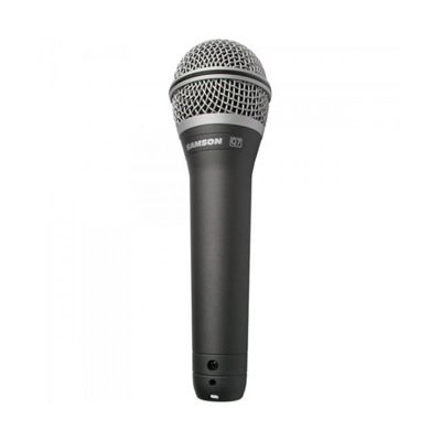 Microfone Samson Profissional Cardióide Q7 com fio