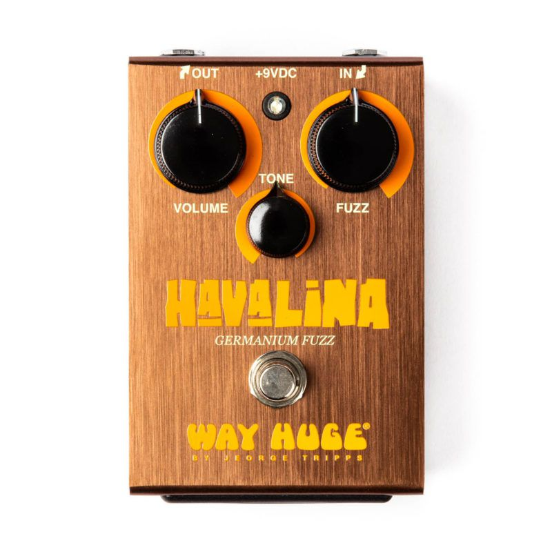 Pedal Way Huge Havalina Fuzz