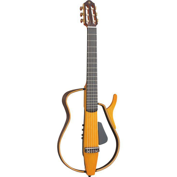 Violão Yamaha Nylon Silent SLG130-NW