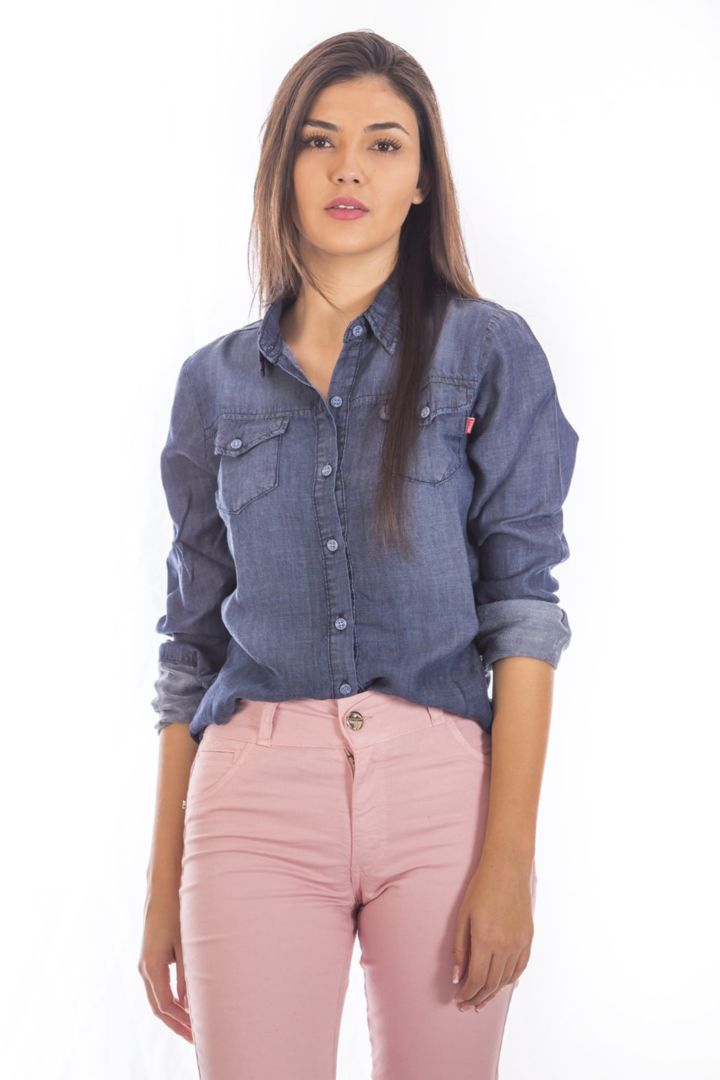 Camisa Feminina Premier LCL