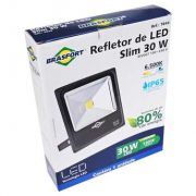 Refletor de LED Slim