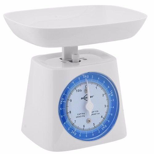 Balança de Cozinha Mecânica 5Kg  - Tambory Online