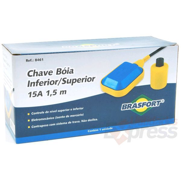 Chave Bóia Inferior/Superior   - Tambory Online