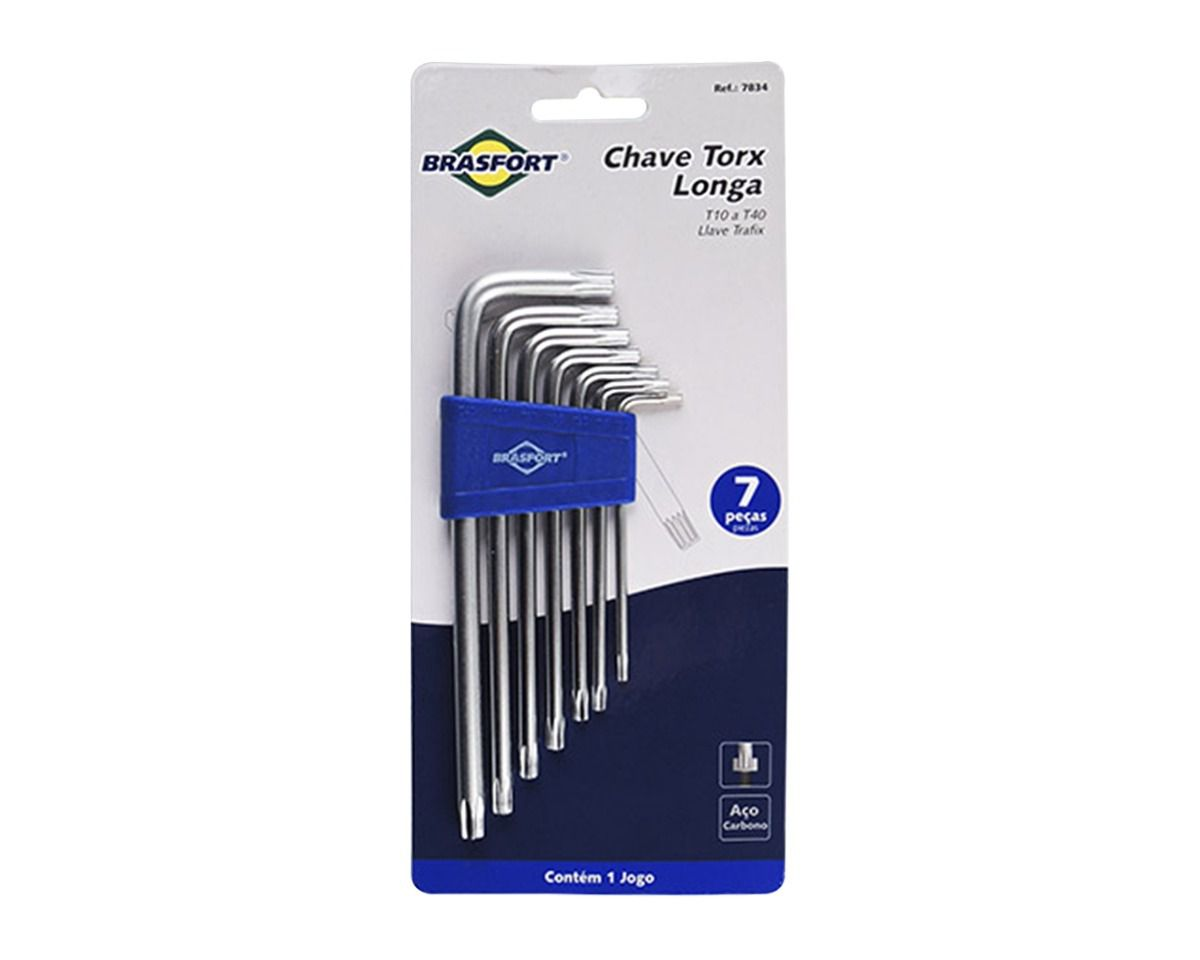 Chave Torx  - Tambory Online