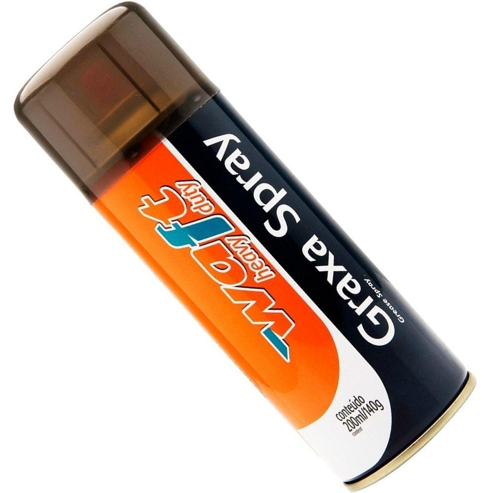 Graxa Spray 200ml  - Tambory Online