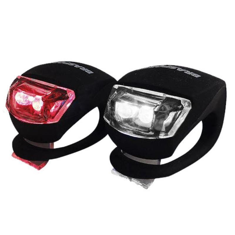Lanterna Bike LED Kit com 2 unidades  - Tambory Online