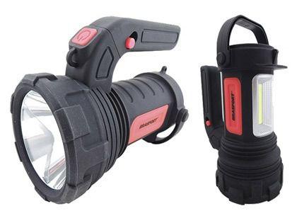 Lanterna LED Alfa  - Tambory Online