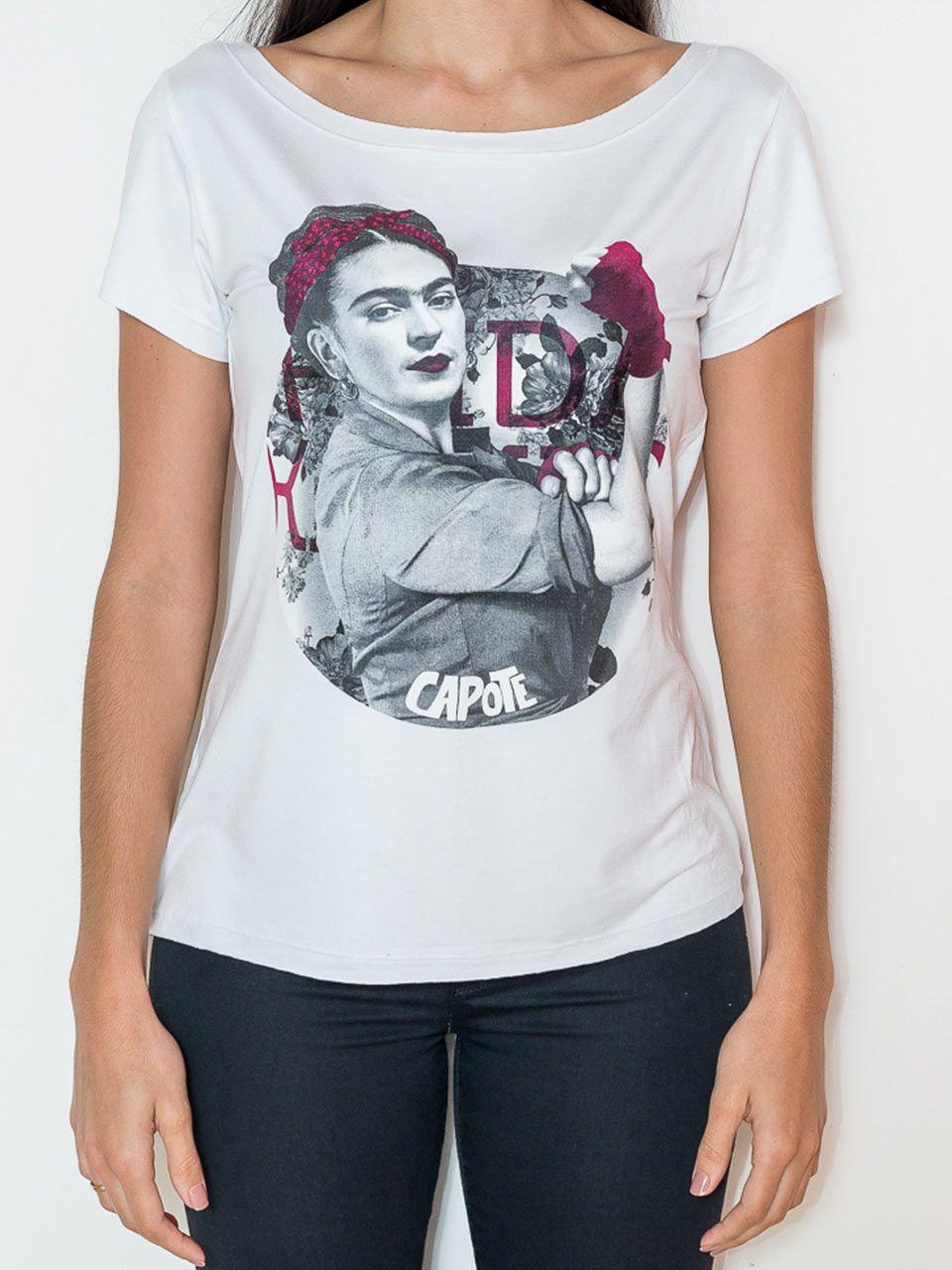 Camiseta Capote FRIDA
