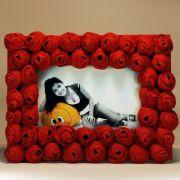 Porta Retrato - Rosas