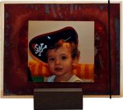 Porta Retrato - Vidro Color