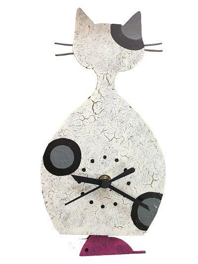 Relógio de Parede - Gato