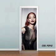 Adesivo De Porta Rihanna mod04