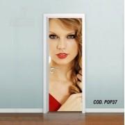 Adesivo De Porta Taylor Swift mod04
