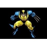 Painel Lona Wolverine Logan mod07