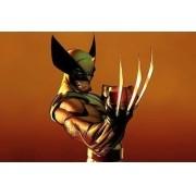 Painel Lona Wolverine Logan mod08
