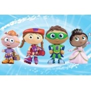 Painel Lona Super Why! mod01