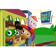Painel Lona Super Why! mod02
