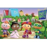 Painel Lona Super Why! mod03