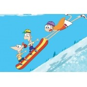Painel Lona Phineas E Ferb mod02