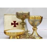 Painel Lona Primeira Eucaristia Comunhão mod05