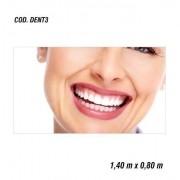 Adesivo De Parede Dentista Consultorio mod03