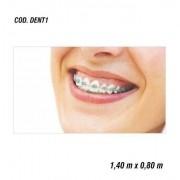 Adesivo De Parede Dentista Consultorio mod01