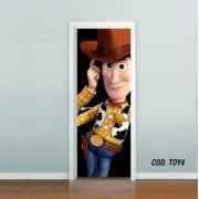 Adesivo De Porta Toy Story mod04