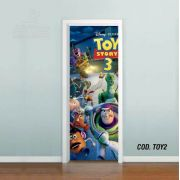 Adesivo De Porta Toy Story mod02