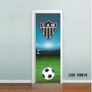 Adesivo De Porta Futebol Clube Atlético Mineiro
