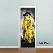 Adesivo De Porta Breaking Bad mod04