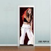 Adesivo De Porta Lorde Royals mod05